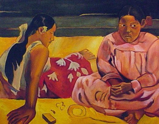 Tahití de Paul Gauguin