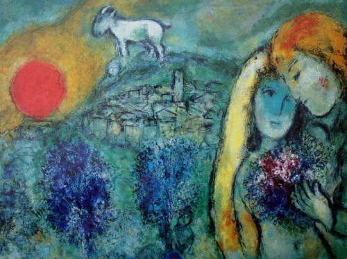 marc-chagall-expresionismo