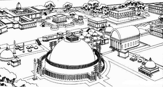 Gran estupa de Sanchi