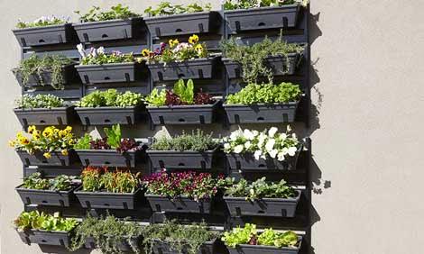 Cómo construir un jardín vertical paso a paso - Arkiplus.com