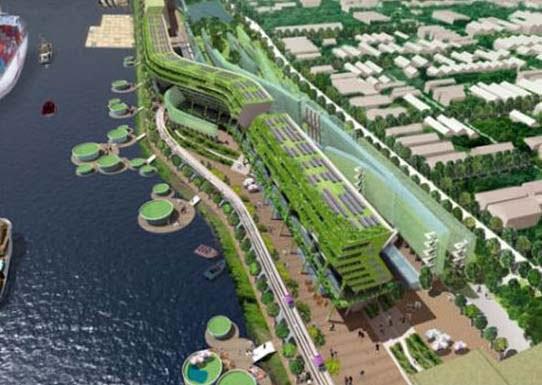 Dise o urbano sustentable for Diseno sustentable