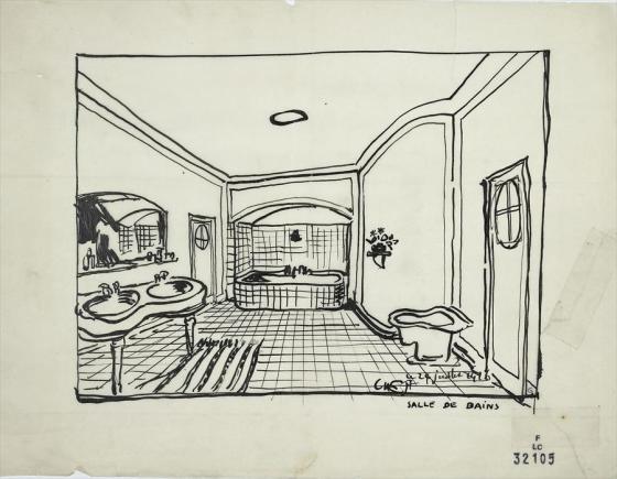 Villa Schwood-interior