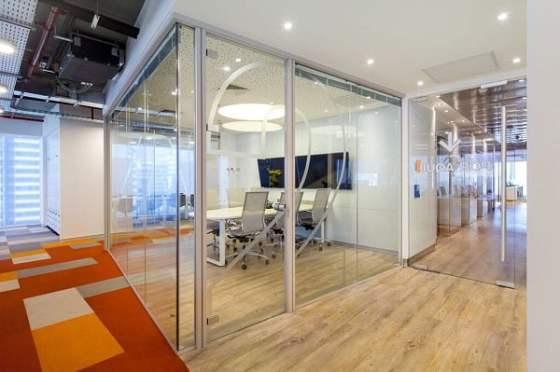 dise o de interiores de oficinas modernas arkiplus