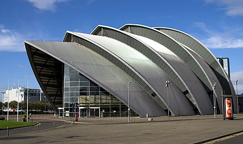 Clyde Auditorium --glasgow