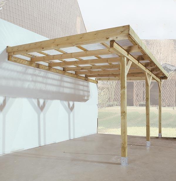 11 tipos de porches para casas arkiplus - Porche entrada vivienda ...