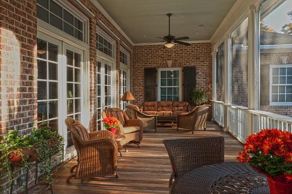 11 Tipos De Porches Para Casas Arkiplus Com