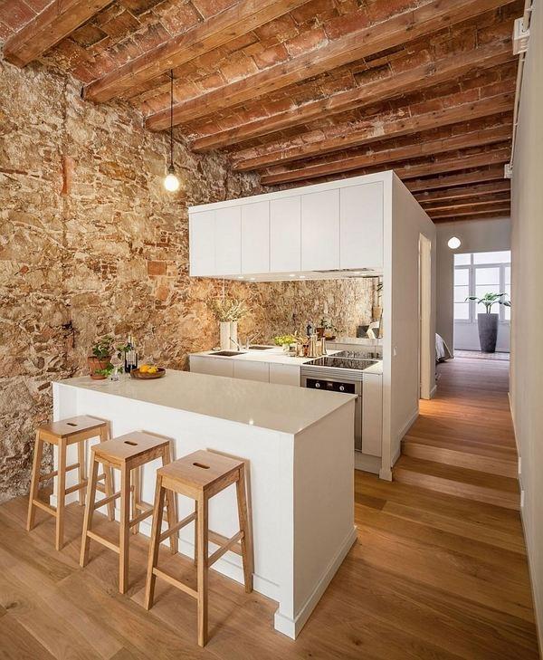 Decoracion con piedras en interiores innovativas ideas de for Decoracion en piedra para exteriores