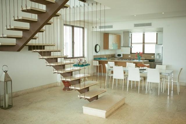 Tipos de escaleras for Tipos de escaleras de concreto