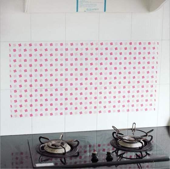 Vinilos decorativos para paredes de cocina