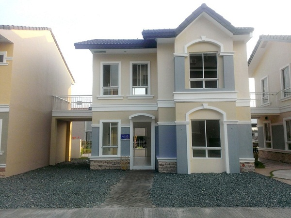Combinaciones de colores para exteriores de casas for House paint design philippines