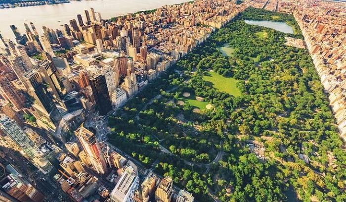 El Central Park de Nueva York