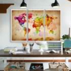 Best modern contemporary canvas wall (3)