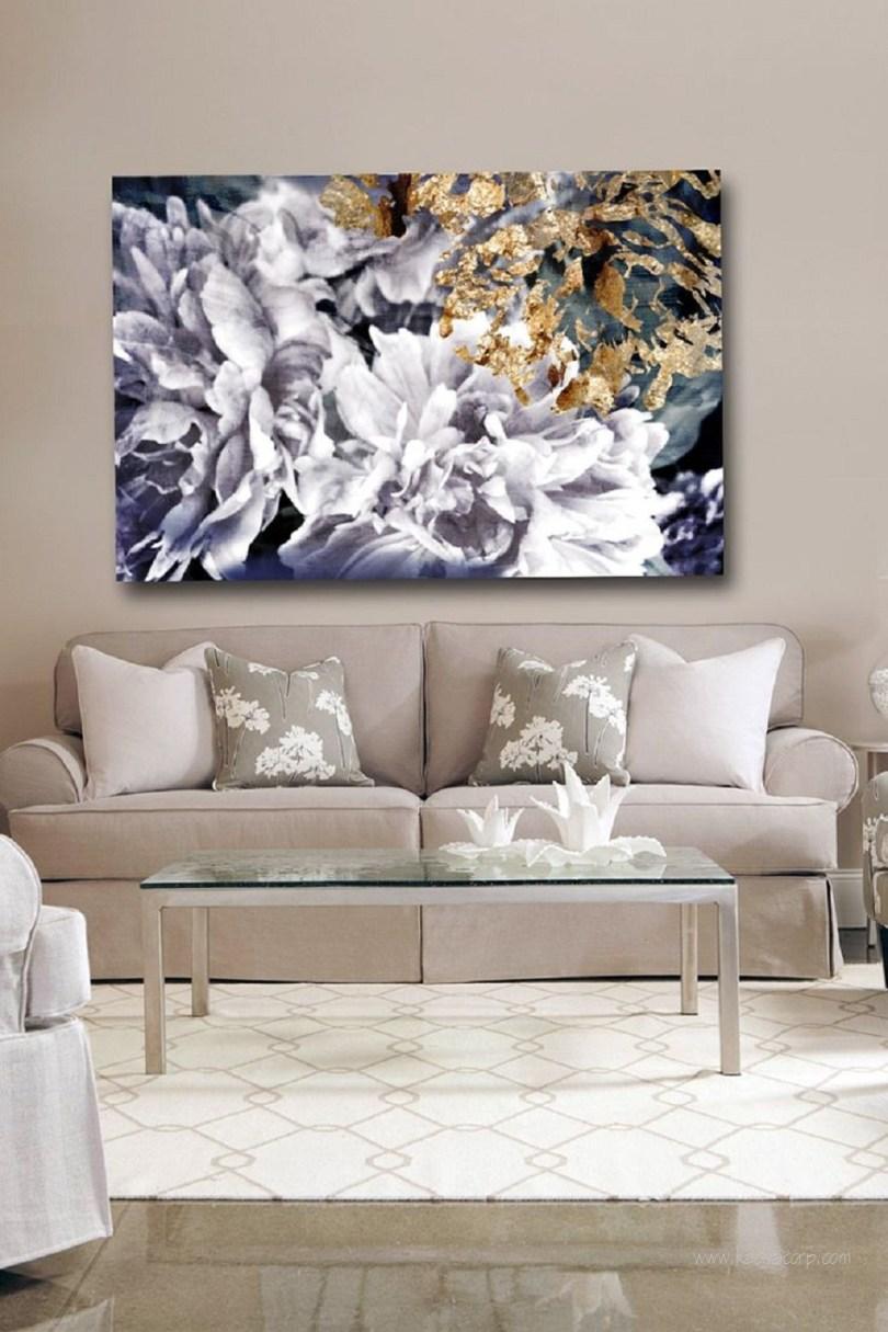 Best modern contemporary canvas wall art ideas 19