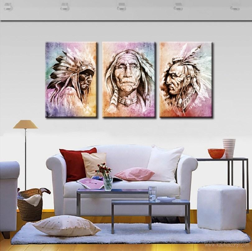 Best modern contemporary canvas wall art ideas 21
