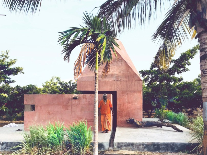 Contemporary Tejorling Radiance Temple in Pune by Karan Darda Architects 1