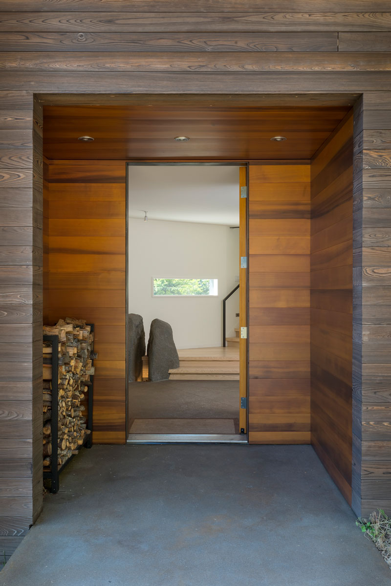 Modern Architecture of the Bailer Hill House by Prentiss+Balance+Wickline 6