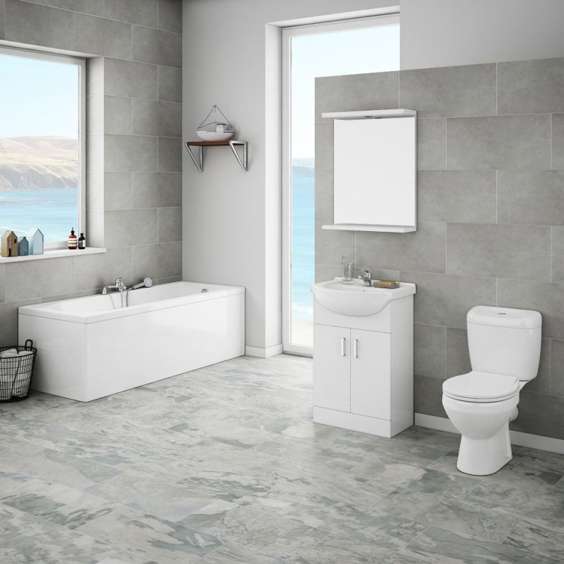 6 Current Trendiest Bathroom Decor Ideas With Accessories And Color Shades