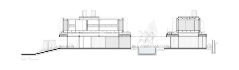 Aleph zero, modern architecture, house design plans, contemporary architecture, Amparo, Brazil, House + House, House + House Architecture, designing two houses,