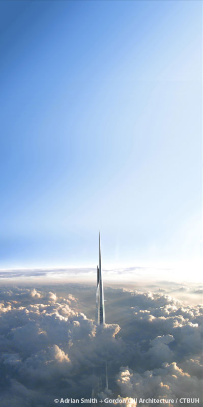 kingdom tower progress, kingdom tower construction, kingdom tower 2018,