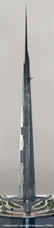 future tallest building in the world 2050, capital market authority headquarters, sky city changsha,