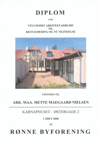 Premie Karnaphuset Byforening