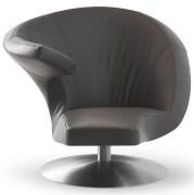 Parabolica Armchair (Leolux)