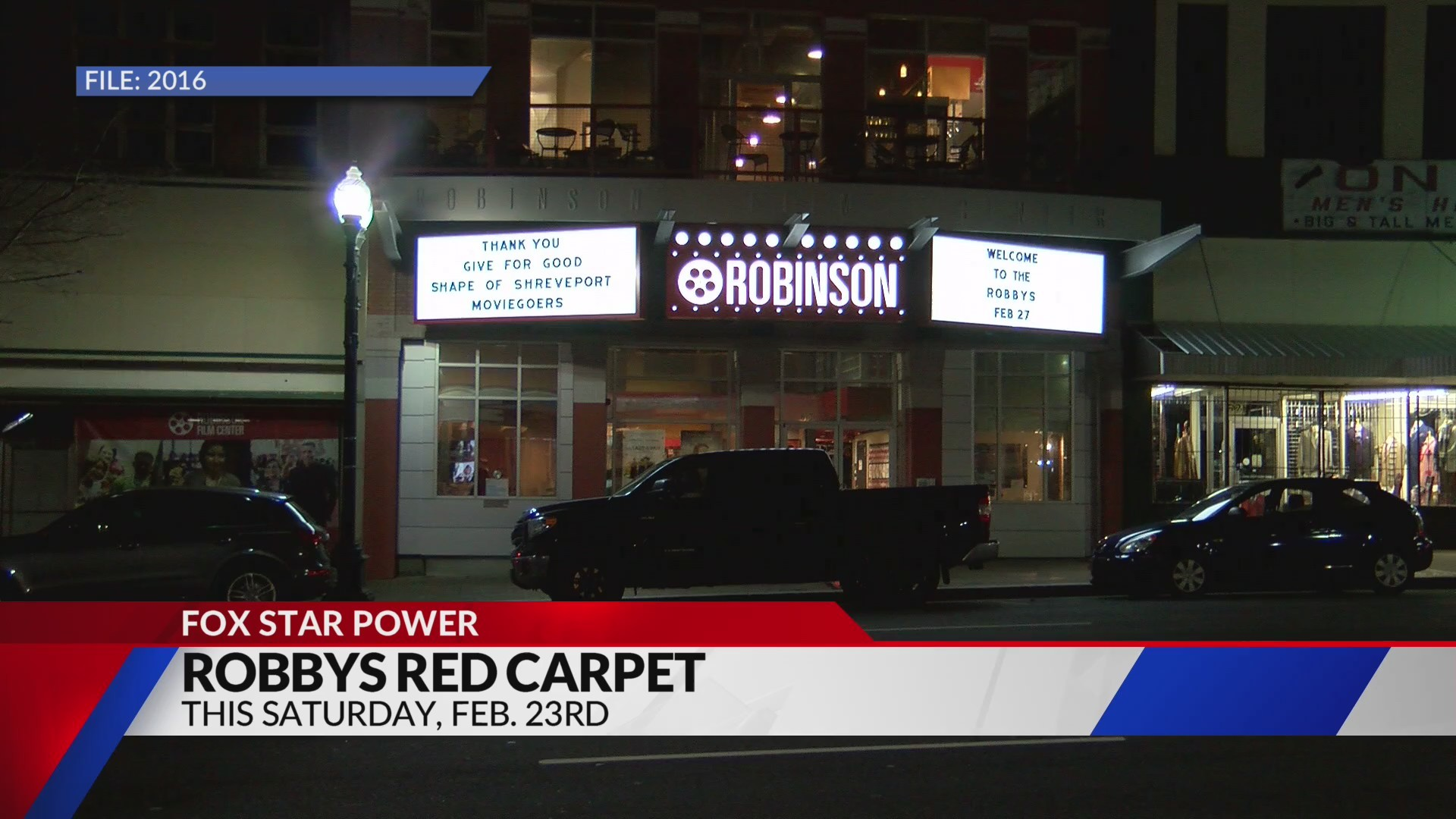 2019 Robbys Red Carpet Party