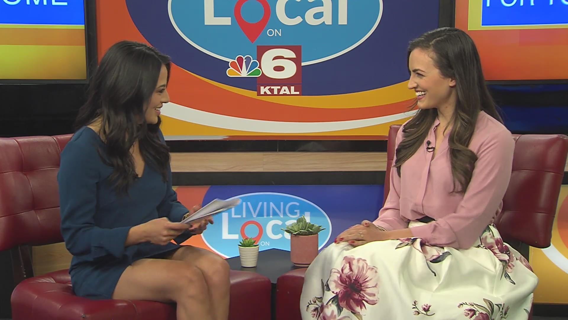 Lauren Vizza talks women empowerment