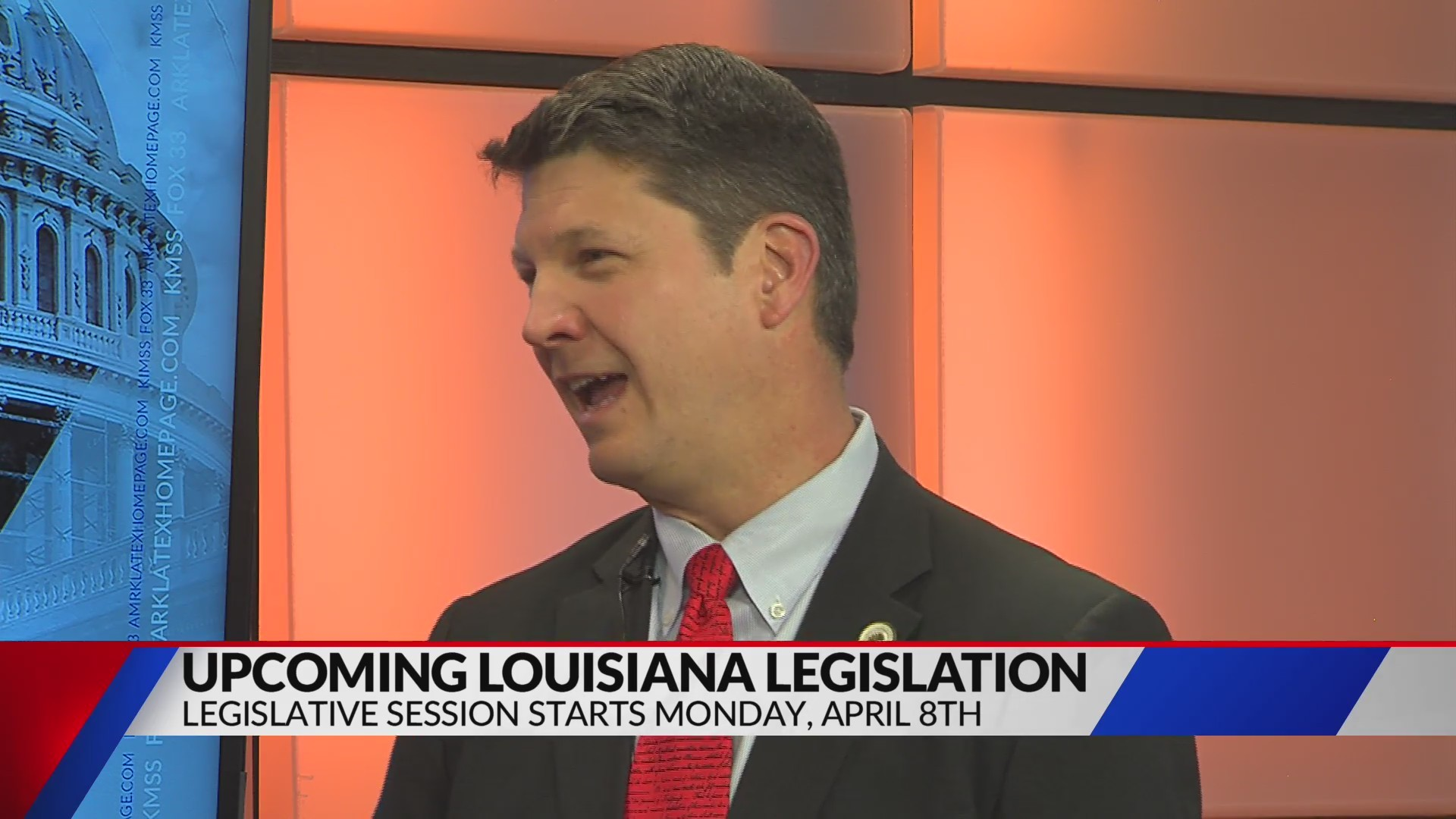 State Rep. Raymond Crews on upcoming session Fox