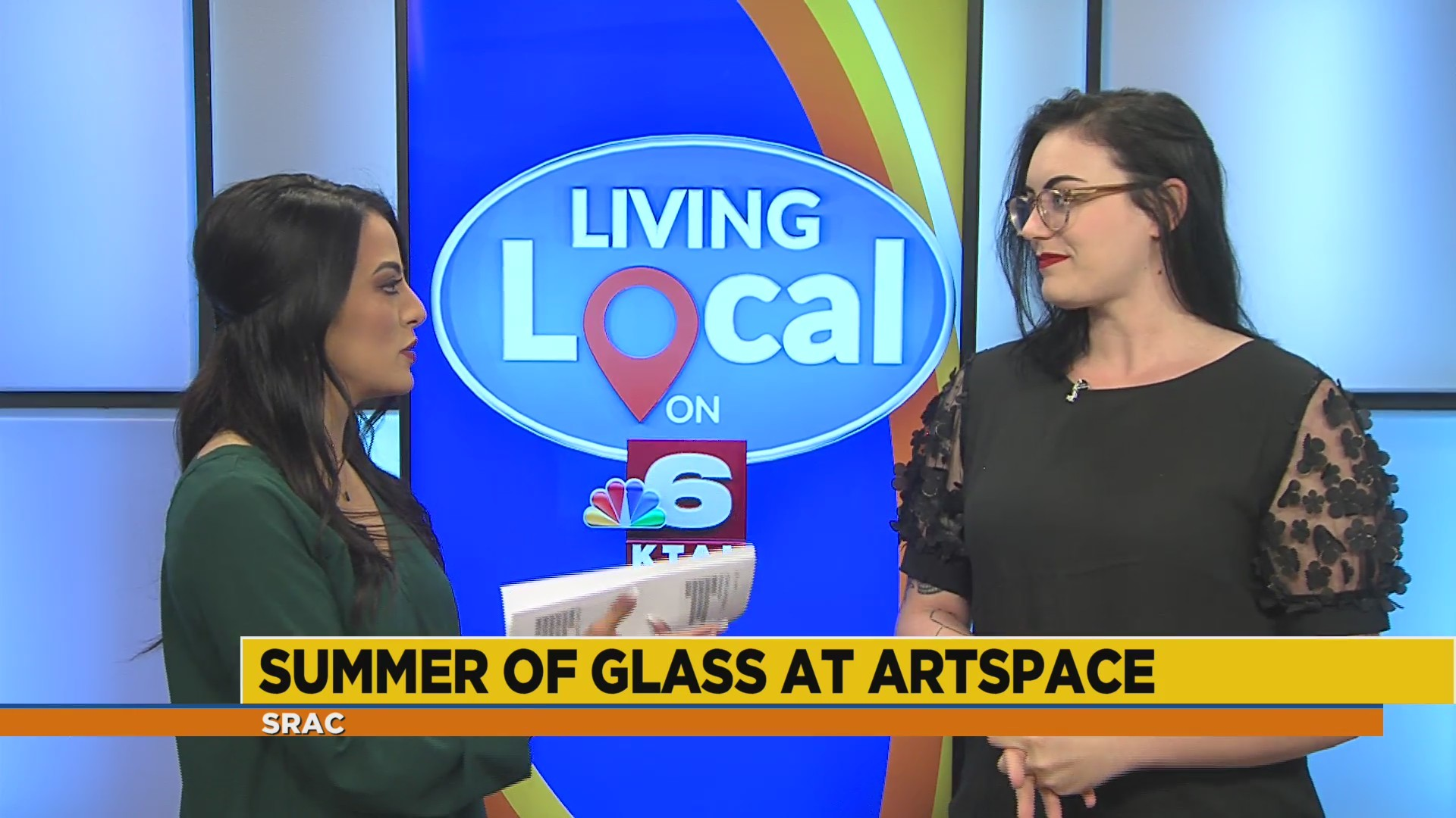 Summer of Glass at Artspace