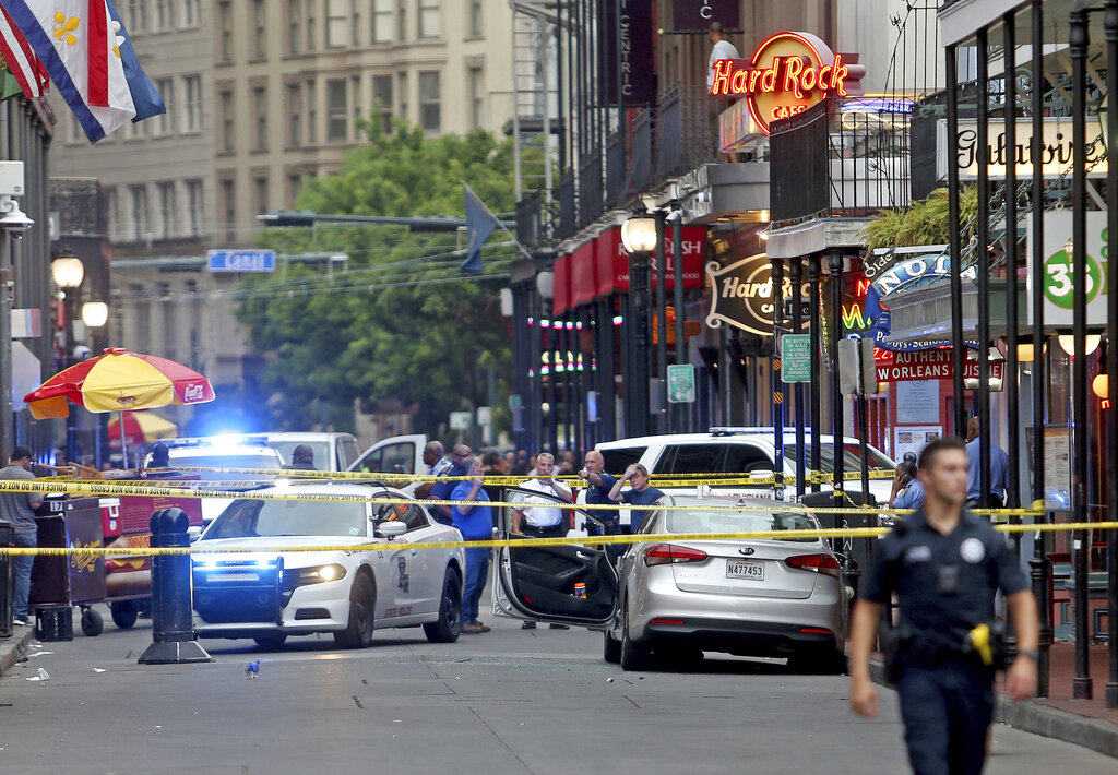 APTOPIX New Orleans Bourbon Street Shooting_1559295048318