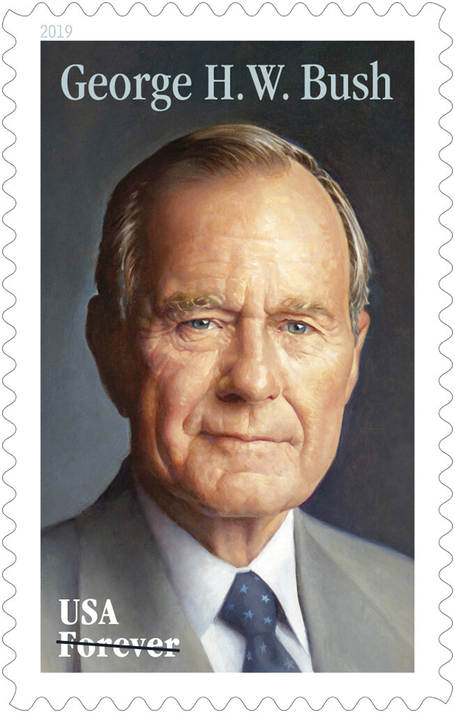 George HW Bush Stamp_1560377975164