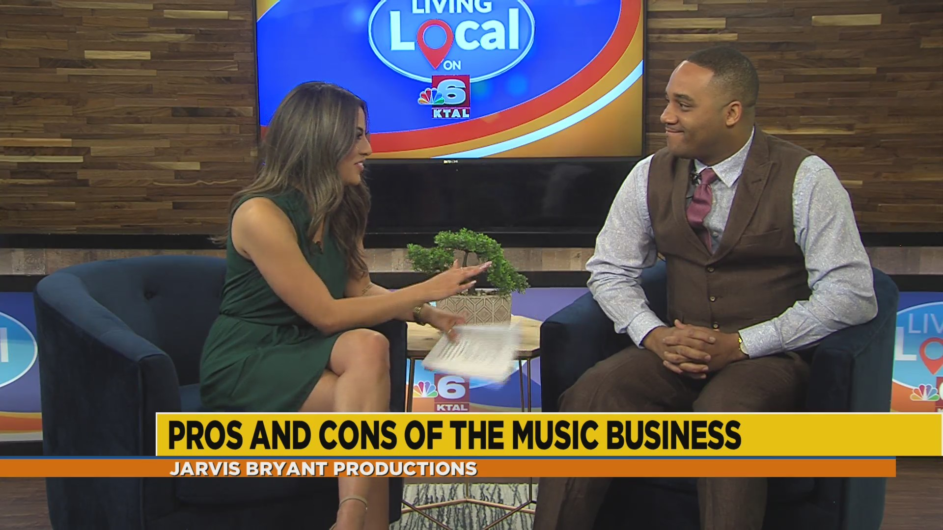 Music Monday: Jarvis Bryant Productions