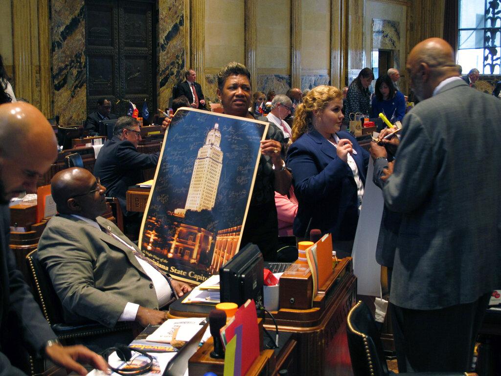 Louisiana Session Ends_1559815185864
