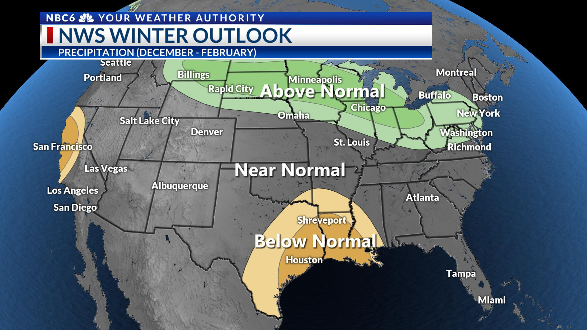Weather blog: A final outlook for the upcoming winter