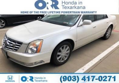 2008 Cadillac DTS FWD 4D Sedan / Sedan (Call 903-417-0271)
