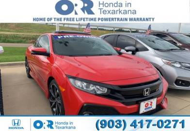 2018 Honda Civic FWD 2D Coupe / Coupe Si (Call 903-417-0271)