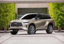 2022 Infiniti QX60 arrives soon with 295-hp V-6, 9-speed automatic, and 6,000-pound towing capacity