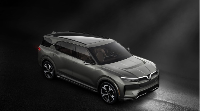 Vinfast VF e35 and VF e36 electric crossovers to make debut at 2021 LA Auto Show