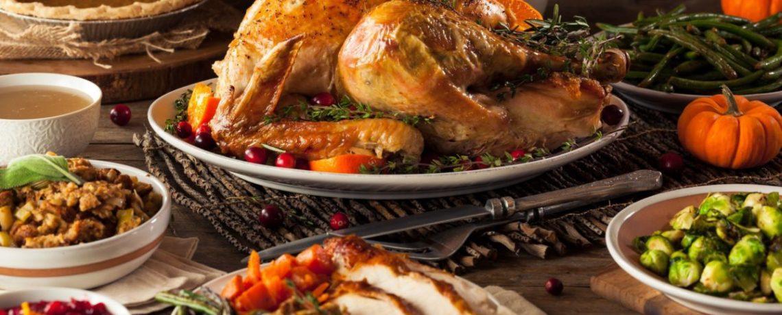 Thanksgiving Dinner Nov. 23