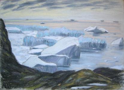 Kangia Eisfjord