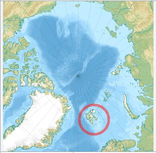 Spitzbergen:Svalbard