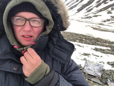 Kerstin Heymach, Longyearbyen, Juni 2017