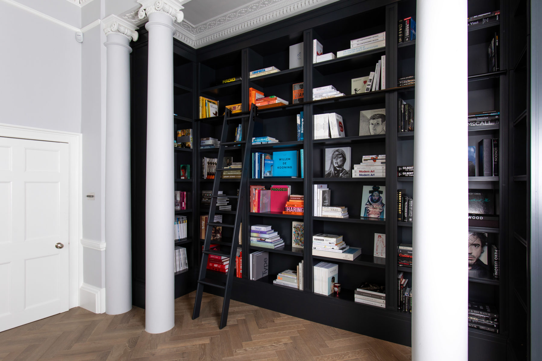 Luxury Bespoke Bookcases And Libraries Arlberry Bespoke