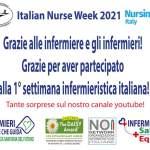 La settimana infermieristica: apre il canale Youtube di CNAI con tante sorprese!