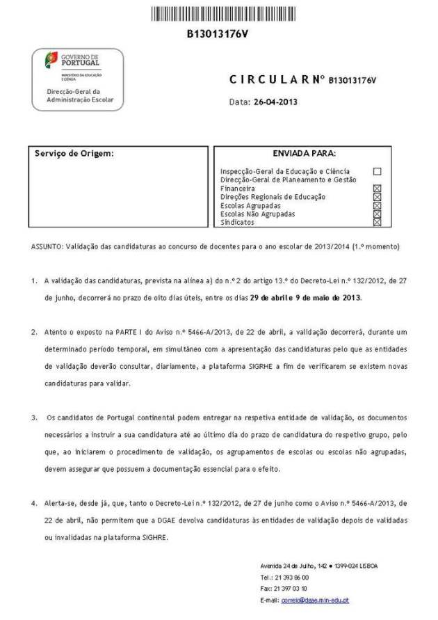 Oficio Circular B13013176V - Validação das candidaturas do Concurso Nacional 2013_Página_1