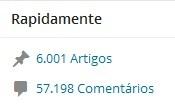 6 mil artigos