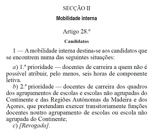artigo 28