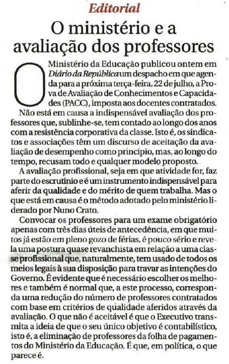 DN editorial