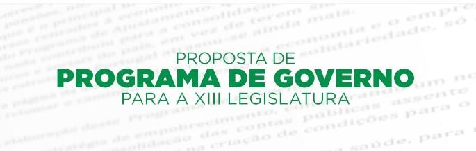 PS proposta